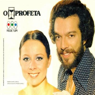 O Profeta - Exibida pela rede Tupi de outubro de 1977 abril de 1978 às 21h10.