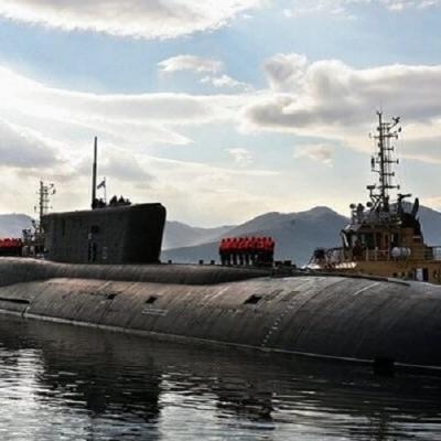 Conheça o gigantesco submarino super secreto da Rússia