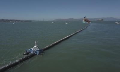 Jovem dá início a projeto que pretende limpar até 90% dos oceanos