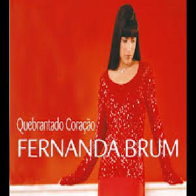 Fernanda Brum - Quebrantado coração (oficial)