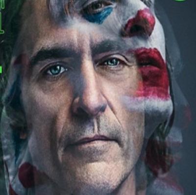 Coringa Joaquin Phoenix se transforma