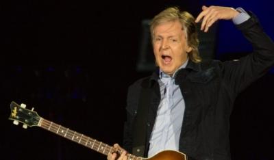 Até a próxima, Sir Paul McCartney
