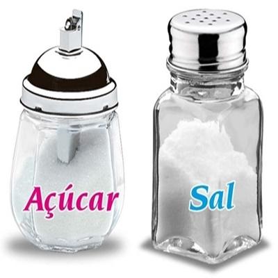Reduza o açúcar, sódio e o sal se quiser ter uma vida mais saudável