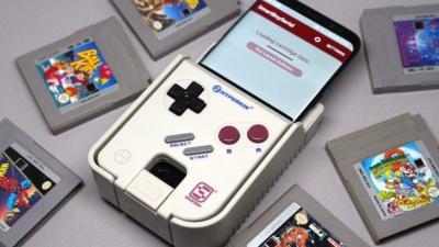 Descoberta patente da Nintendo que revela um Game Boy que se encaixa em seu celu