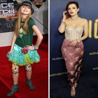 Veja como estão as atrizes mirins que fizeram muito sucesso no passado