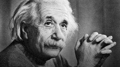 Essa é‰ a teoria da felicidade segundo Albert Einstein