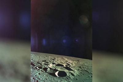 """Foguete de Israel cai na Lua e fracassa em tentativa de pouso """"suave"""""""