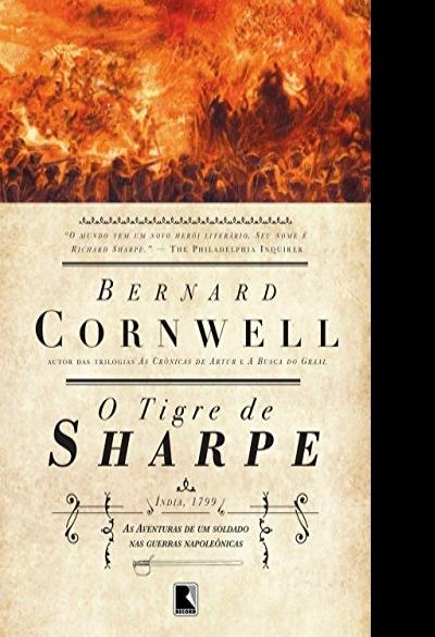 Review: O Tigre de Sharpe (livro 1)