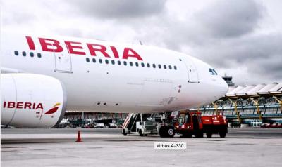 Rio ganha novos voos da Iberia