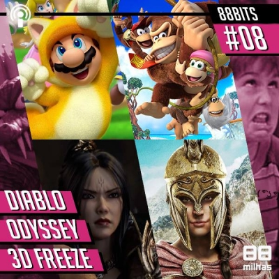 Podcast de Games 88bits #08