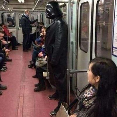 20 situações engraçadas além do normal já vistas em metrô