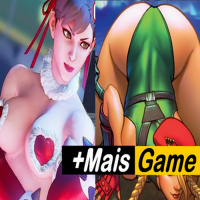 As Mais Gatas de Street Fighter