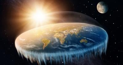 Terraplanistas vão à Antártida para provar que a Terra é plana