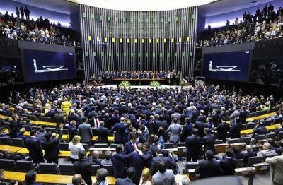 """Câmara fará sessão solene em homenagem à campanha """"Clamor Pelo Brasil"""""""