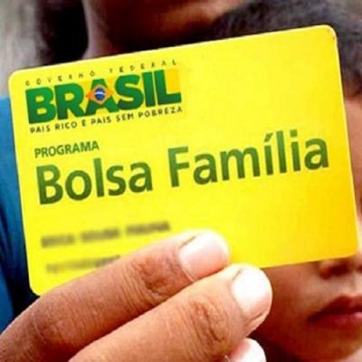 Um quinto do Brasil tem Bolsa Família