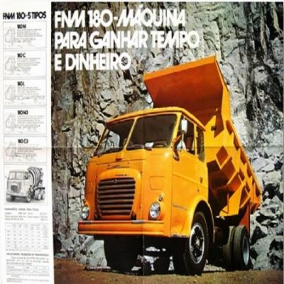 A Fábrica Nacional de Motores (FNM, conhecida popularmente como FeNeMê)