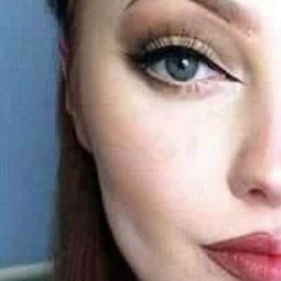 A diferença da maquiagem em uma mulher