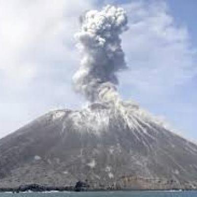 Krakatoa: som original da erupção de 1883