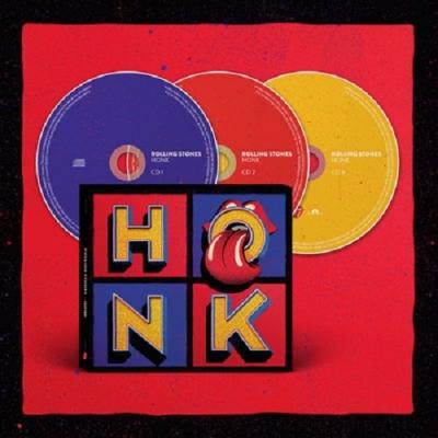 Rolling Stones terão mais uma coletânea – Honk