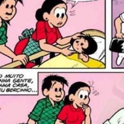 Você sabia que o Chico Bento tinha uma irmã?