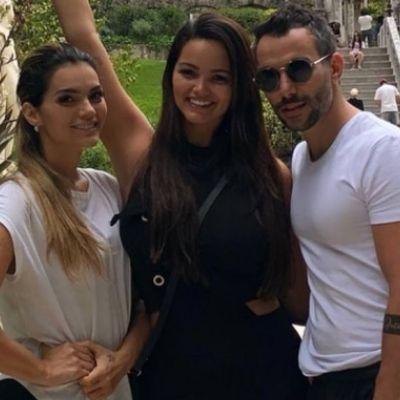 Kelly Key diz que filha Suzanna é oficialmente filha de Mico Freitas
