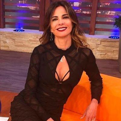 Luciana Gimenez impressiona com tanquinho perfeito