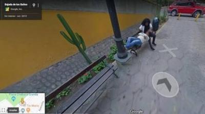Peruano se divorcia por causa do Google Street View