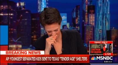 Jornalista dos EUA chora ao vivo ao falar de crianças presas na fronteira