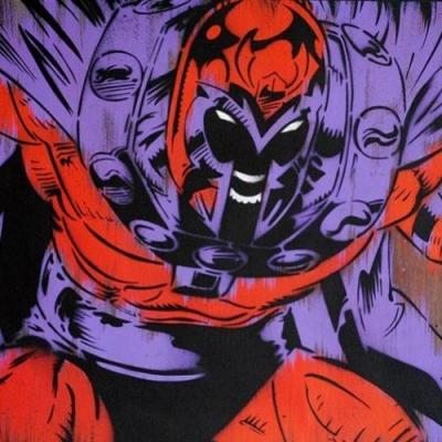 Magneto conseguiria levantar o martelo do thor?