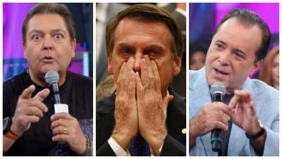 Após alfinetada de Faustão, Tony Ramos sai em defesa de Bolsonaro e clima fecha