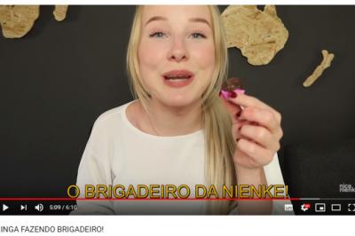 Estrangeiros fazem sucesso reagindo a conteúdos brasileiros no YouTube
