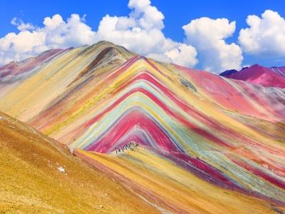 Conheça a monha de sete cores do Peru