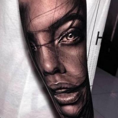 Tatuagens incríveis 3D