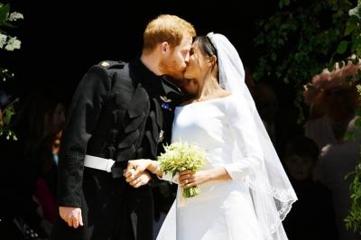 Casamento Real: veja como foi o vestido de Meghan