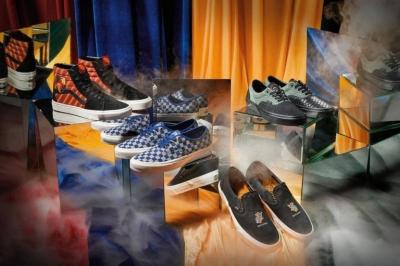 Vans lança coleção inspirada em Harry Potter