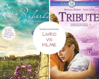 Livro vs filme: