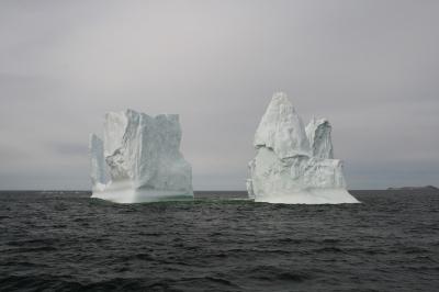 Buraco de aquecimento do Atlântico Norte provoca alteração na corrente maritima
