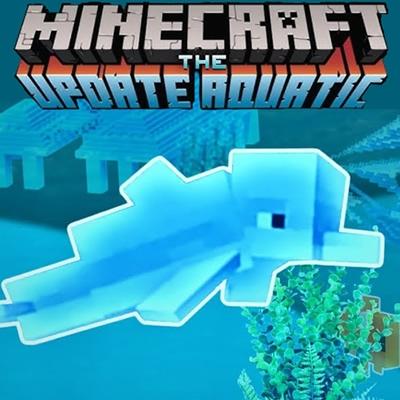 Minecraft - atualização Aquatic e versões desativadas