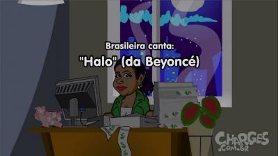 Ralo | Paródia Beyoncé - Halo