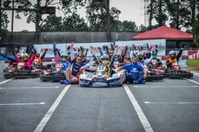Um campeonato de kart só para mulheres: Karteiras estreia na Granja Viana – Kart