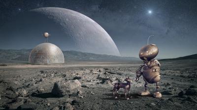 Será que estamos sozinhos no universo? A pergunta é tão antiga quanto a nossa ex