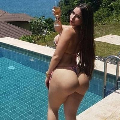Vanessa Bohorquez, a modelo venezuelana musa do Twitter