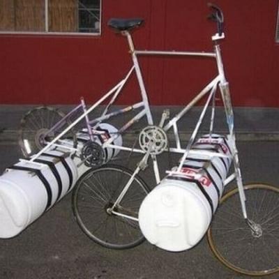 Bicicletas esquisitas que você não vai acreditar que existem