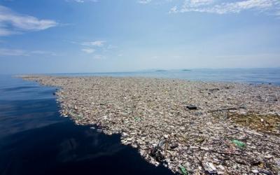 As gigantescas ilhas de plástico nos oceanos