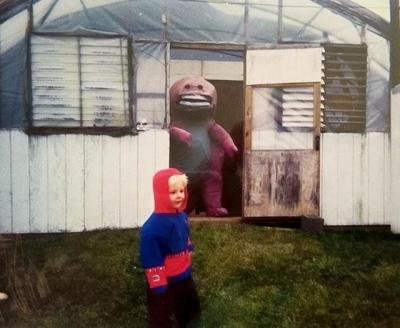17 Fotos que podem fazer qualquer um se assustar para quem mora sozinho