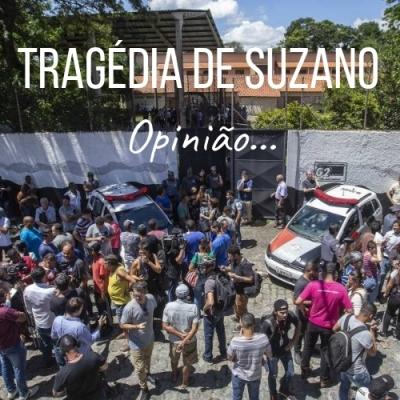 Minha opinião sobre a Tragédia em Suzano!