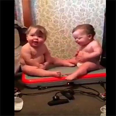 O vídeo com bebês mais engraçado que você verá hoje