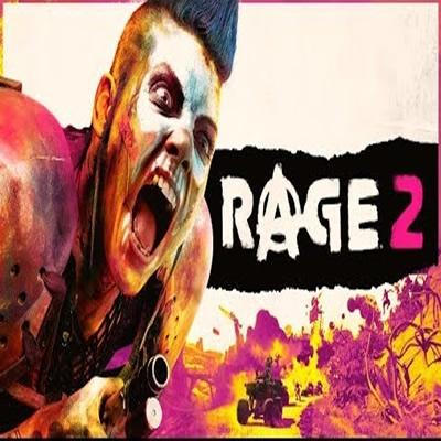 RAGE 2 é anunciado