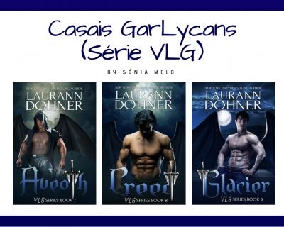 Casais GarLycans (série VLG, Laurann Dohner)