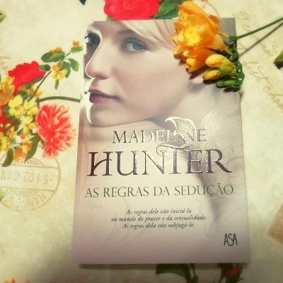 Crítica do livro As Regras da Sedução de Madeline Hunter